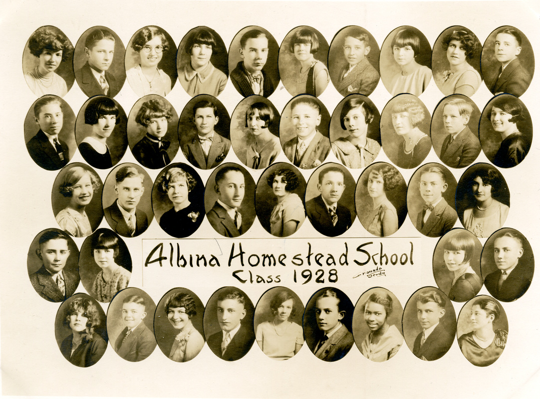 1928 Albina Homestead School
