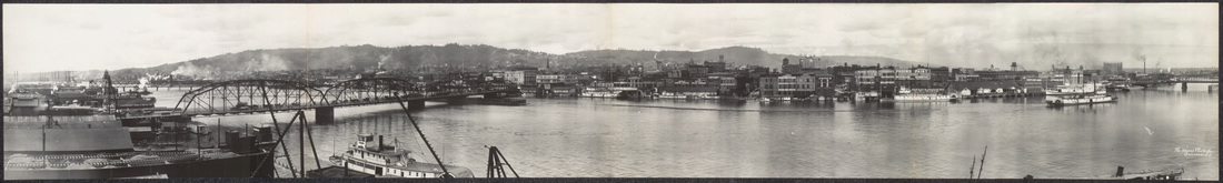 Portland 1908. Library of Congress Prints and Photographs Division Washington, D.C. 20540 USA
