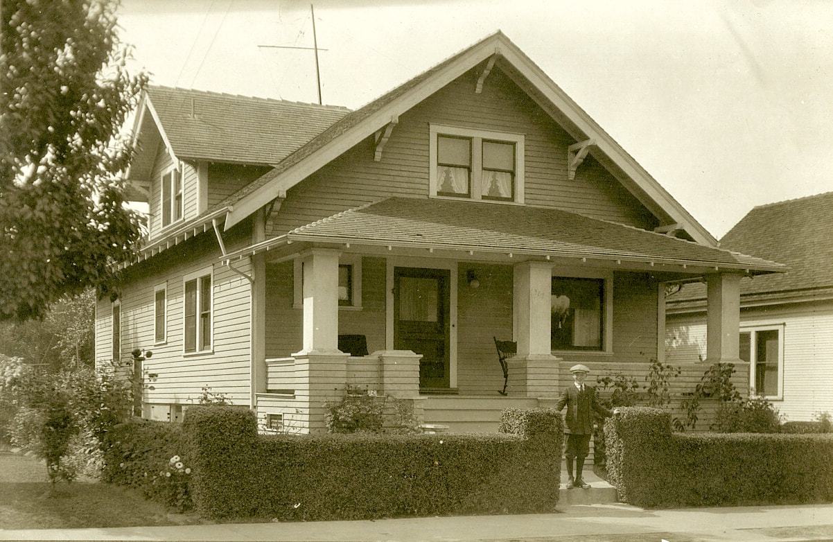 The Gabel's second home was built in 1920.