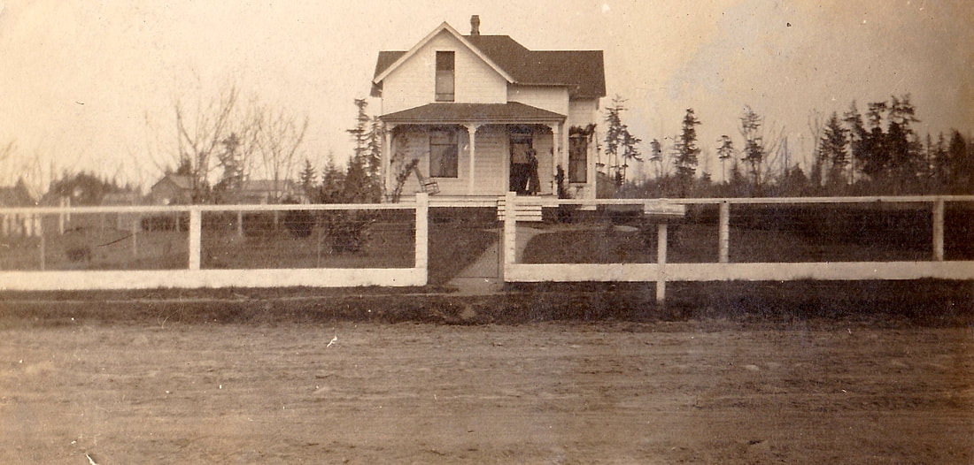 The Gettman house on Oatfield Road in Milwaukie.
