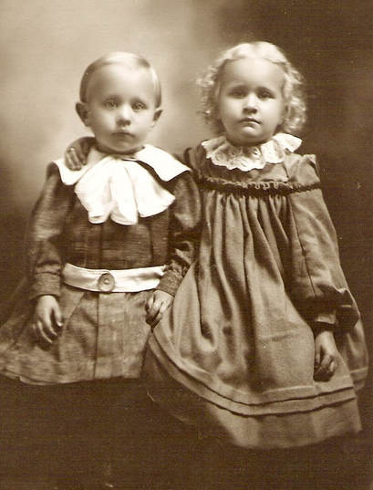 Henry Jr. and Lydia Albert
