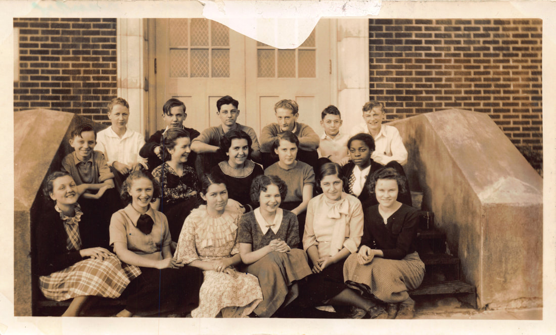 Sabin School class. Year unknown.