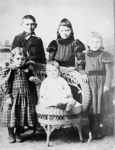 Scheidemann children